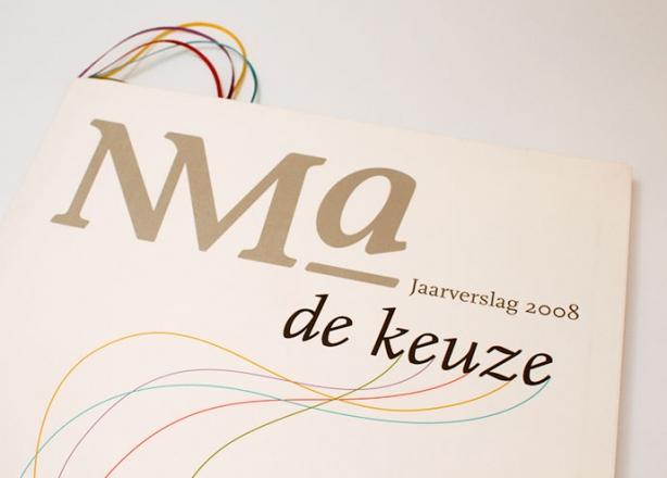 NMA jaarverslag