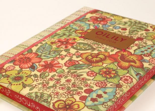 Oilily diary